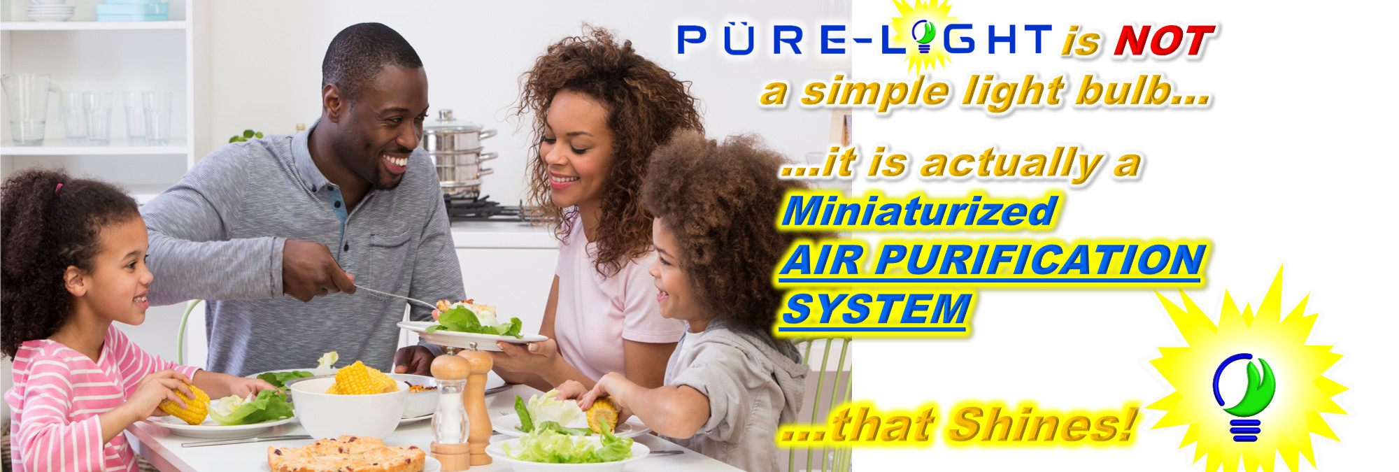 Miniaturized Air Purification - New
